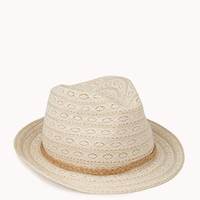 Crocheted Panama Hat