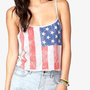 Retro Stars with Stripes Vest