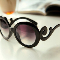 Wave lace  sunglasses