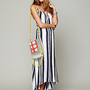 Free People Nautical Stripe Maxi