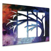 All My Walls Reaching Out Metal Wall Art - MAD00203 - All Wall Art - Wall Art & Coverings - Decor