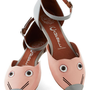 Jeffrey Campbell Creature&#x27;s Pet Flat | Mod Retro Vintage Flats | ModCloth.com