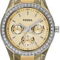 Fossil Fossil Ladies Transluce...