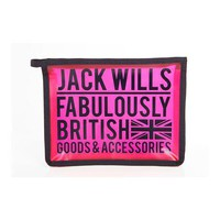 The Ludford Make Up Bag | Jack Wills