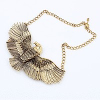 Eagle Statement Necklace | LilyFair Jewelry