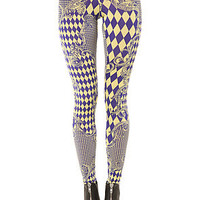 See You Monday Legging Royalty