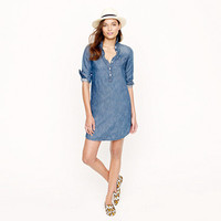 Chambray shirtdress - AllProducts - sale - J.Crew