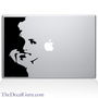 Young Marilyn Macbook Decal