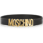 Moschino|Olivia leather belt|NET-A-PORTER.COM