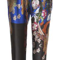ORIENTAL PALAZZO PANTS - Trousers - Woman - ZARA United States