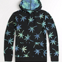 On The Byas Tie Dye Palm Hoodie at PacSun.com
