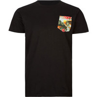 HURLEY Flammo Pocket Mens T-Shirt