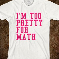 Math - J Fizzz - Skreened T-shirts, Organic Shirts, Hoodies, Kids Tees, Baby One-Pieces and Tote Bags