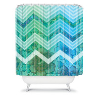 DENY Designs Home Accessories | Gabi Azul Shower Curtain