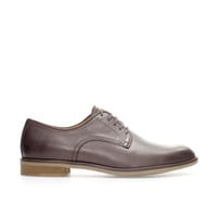 URBAN BLUCHER - Man - New this week - ZARA United States