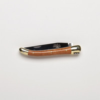 Best Made Company — Laguiole 129 Briar Root Pocket Knife