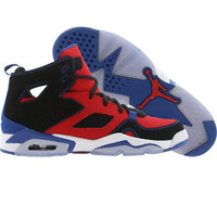 Jordan Big Kids FLTCLB Flight Club 91 (sport red / white / black / gym royal) Shoes 555472-607 | PickYourShoes.com
