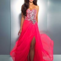 Cassandra Stone by Mac Duggal 85158A