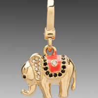 Juicy Couture Elephant Charm in Gold from REVOLVEclothing.com