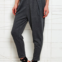Sparkle &amp; Fade Pleated Jersey Trousers at Urban Outfitters