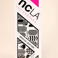 NCLA It Don&#x27;t Matter Black and White Nail Wraps