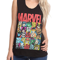 Marvel Universe Heroes & Villains Top | Hot Topic