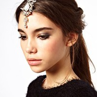 ASOS Ornate Spiked Tikka Hair Clip at asos.com