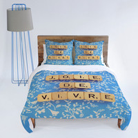 DENY Designs Home Accessories | Happee Monkee Joie De Vivre Duvet Cover