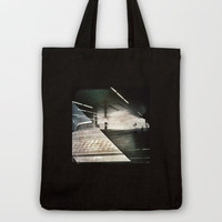 Montreal urbain Tote Bag by Jean-Franois Dupuis