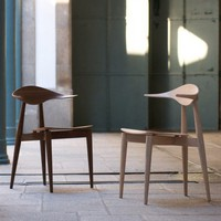 Manta Dining Chair - Furniture + Lighting - Dining