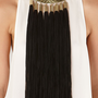 sass &amp; bide |  KEEP YOUR REALITY - black &amp; gold | accoutrement | sass &amp; bide