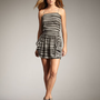 Kelly Wearstler Imari Striped Silk Camisole &amp; Lipari Skirt