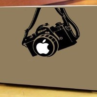 Apple Macbook Vinyl Decal Sticker - ...