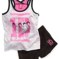 AME Kids Set, Girls One Direction Two-Piece Pajamas - Kids - Macy's