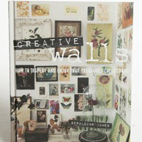 Creative Walls Interior Decor Book