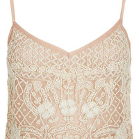 Heavy Embellished Cami Top - Sale - Sale &amp; Offers - Topshop