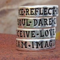 LIVE4LOVE BANGLES