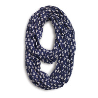 Sperry Top-Sider Women's Anchor Infinity Scarf