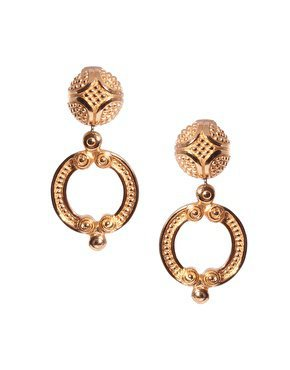 Susan Caplan Vintage | Susan Caplan Vintage Christian Dior '80s Earrings at ASOS