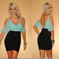 new style sexy one-piece dress-