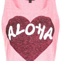 Fluro Aloha Vest