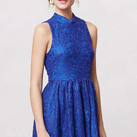 Anthropologie - Cobalt Harlow Dress