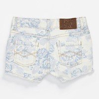 Peek 'New Morgan' Denim Shorts (Toddler, Little Girls & Big Girls) | Nordstrom