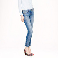 Toothpick jean in distressed Cone denim - denim - Women&#x27;s new arrivals - J.Crew