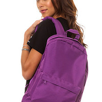The HERSCHEL SUPPLY Classic Backpack in Purple