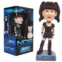 NCIS Abby Sciuto Bobble Head - Bif Bang Pow! - NCIS - Bobble Heads at Entertainment Earth