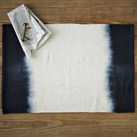 Dip-Dye Floor Mat | west elm