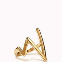 Zigzag Ring