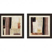 Paragon By the Way by Nelson Contemporary Art Set - Nelson Series - All Wall Art - Wall Art &amp; Coverings - Decor