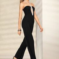 Keyhole Jumpsuit